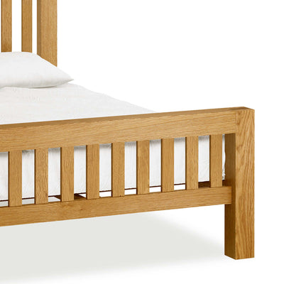 Abbey Bed Frame - Queen, King, Superking