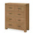 The Abbey Grande Bedroom Chest of 5 Drawers - 2 Over £ Drawers
