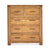 Abbey Grande Oak 2 Over 3 Chest of Drawers by Roseland Furniture