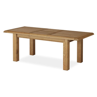 Canterbury Wooden Oak Extending Dining Table
