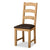 Cotswold Oak Dining Chair by Roseland Furniture