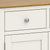The Windsor Cream Mini Sideboard - Close Up of Drawer