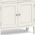 The Windsor Cream Mini Sideboard - Close Up of Cupboard Doors