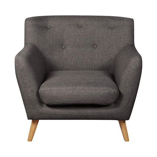 Eton Grey Armchair