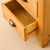 Drawer dovetail joint - Roseland Oak Bedside Table
