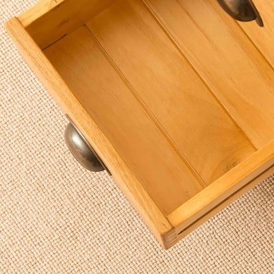 Drawer of Roseland Oak Bedside Table
