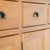 close up of drawers on the Roseland Oak 3 Door Sideboard