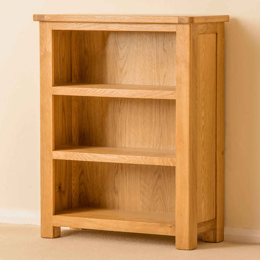 Roseland Oak Small Bookcase by Roseland Furniture