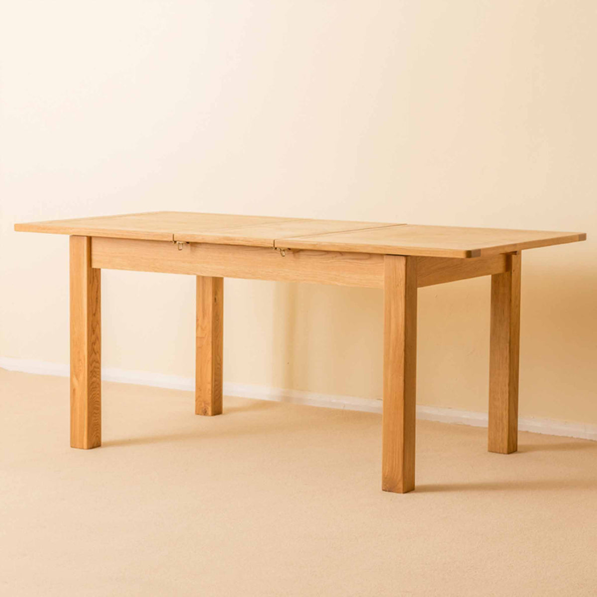 Roseland Oak Extendable Dining Table by Roseland Furniture
