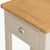 The Padstow Grey 1 Drawer Wooden Console Table from Roseland Furniture