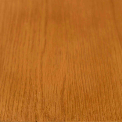 Close up of Oak wood grain on The Padstow Cream Wooden Chest of Drawers