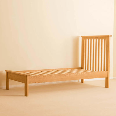 Roseland Oak 3ft Bed by Roseland Furniture