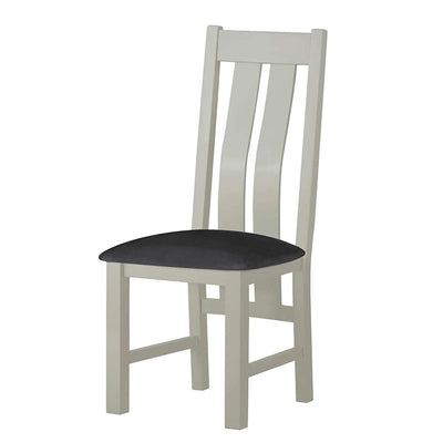 The Padstow Grey Dining Chairs x 6