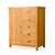 Lanner Oak Combination Wardrobe