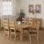 Lanner Oak Dining Chair - Lifestyle