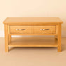 Newlyn Oak Coffee Table by Roseland Furniture