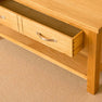 Drawer - Newlyn Oak Coffee Table