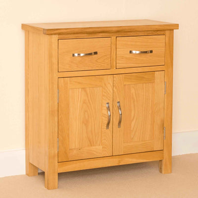 Newlyn Oak Mini Sideboard