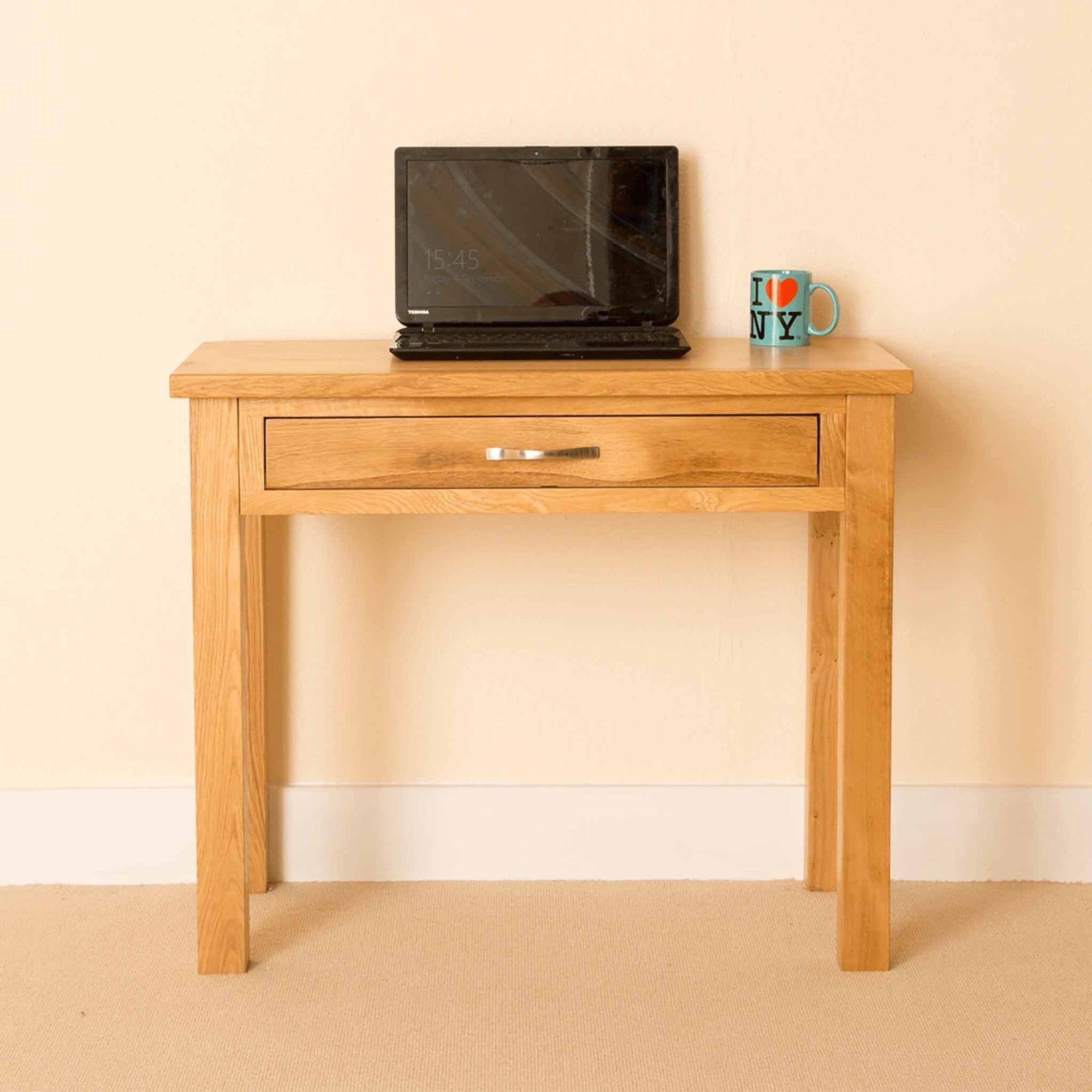 Newlyn Laptop Desk by Roseland Furniture