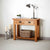 Zelah Oak Console Table