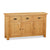 Zelah Oak Large Sideboard by Roseland Furniture