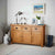 Zelah Oak Large Sideboard