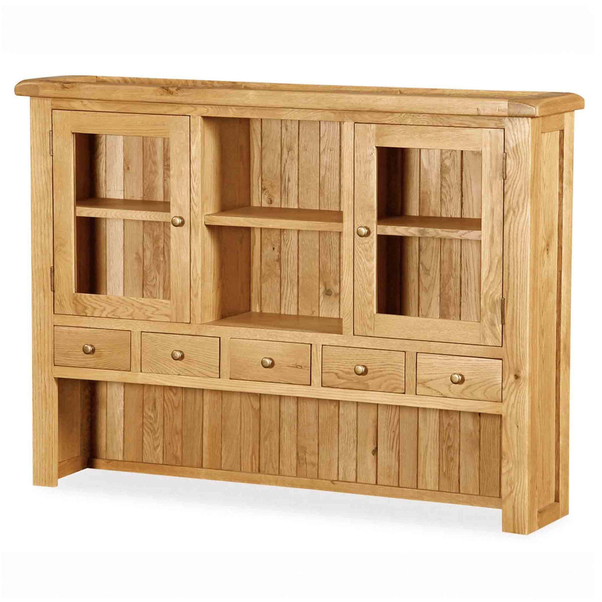 Zelah Large Hutch by Roseland Furniture
