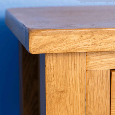 Corner - Surrey Oak Telephone Table
