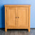 Surrey Oak Small Cupboard by Roseland Furniture