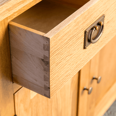 Surrey Oak Small Sideboard