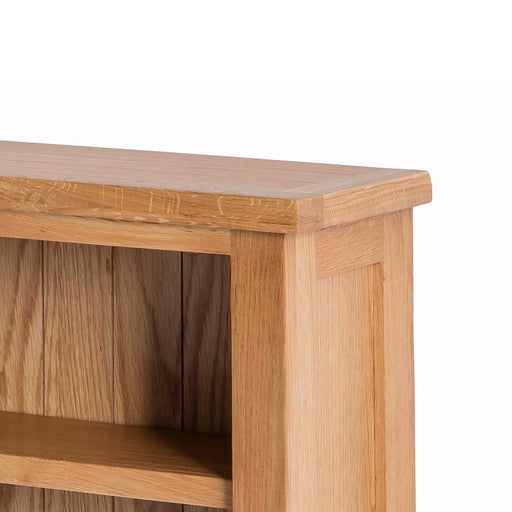 London Oak Small Bookcase