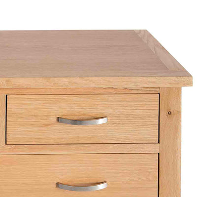 London Oak 2 over 3 Chest
