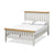 "Normandy Grey 4'6"" Bed"