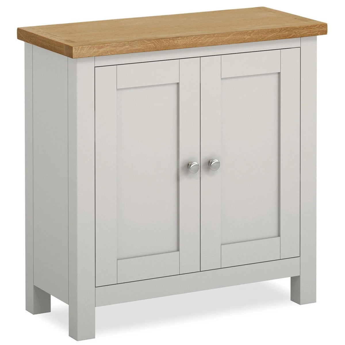 Farrow Grey Cupboard by Roseland Furniture