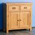 Surrey Oak Mini Sideboard
