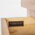 London Oak Mini Sideboard - Close up of inside drawer