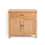 Abbey Light Oak Mini Sideboard by Roseland Furniture