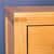 Abbey Light Oak Bedroom Set - Bedside Drawers Top Corner