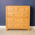 The Abbey Light Oak 4ft Bed Set - Chest of Drawers Lifestyle