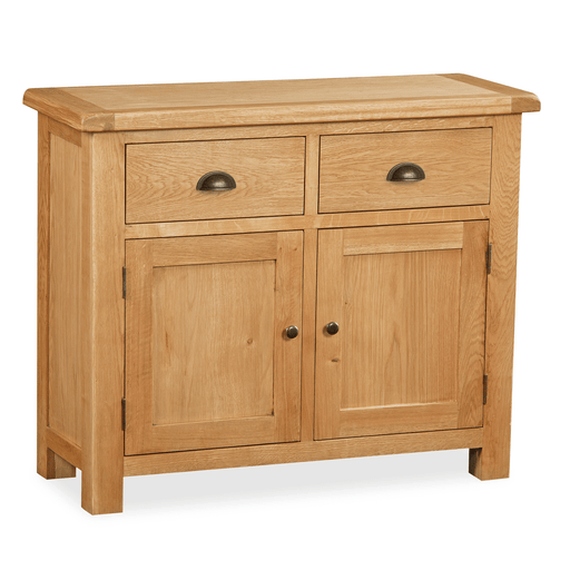 Sidmouth Oak Small Sideboard