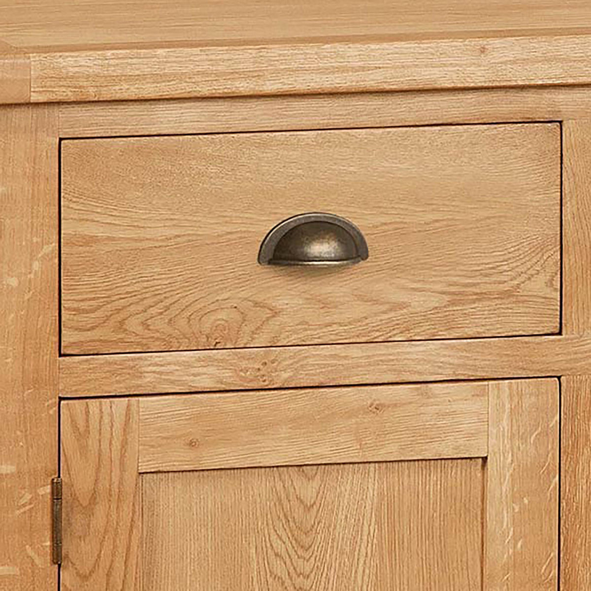 Sidmouth Oak Large Sideboard