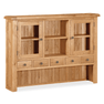 Sidmouth Oak Large Hutch
