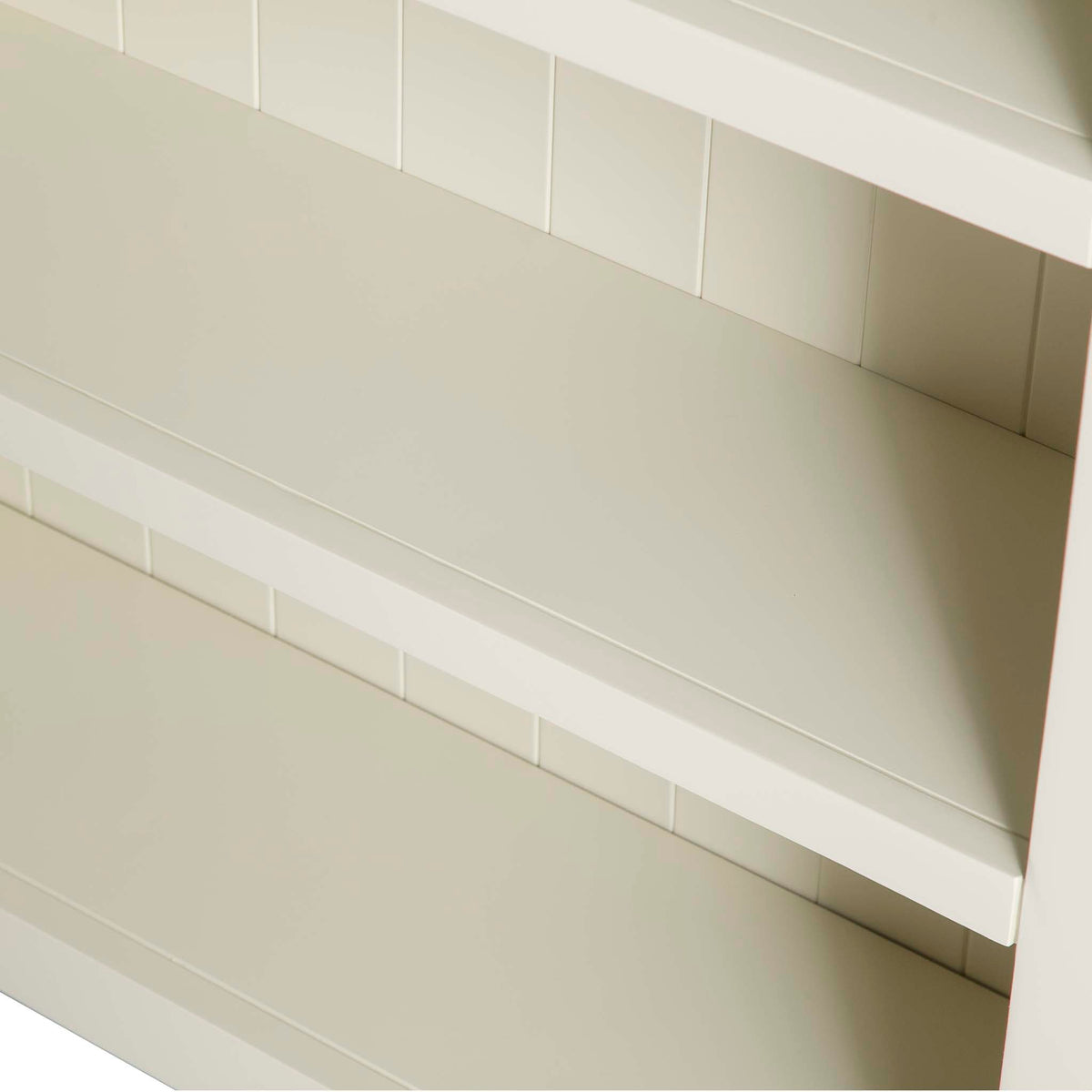 Shelves - Farrow Cream Large Bookcase