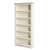 Farrow Cream Large Bookcase - Side View