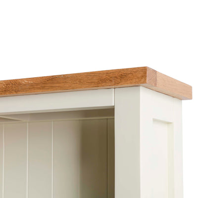 Top - Farrow Cream Large Bookcase