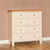 Farrow Cream 2 over 3 drawer chest of Drawers - Lifestyle