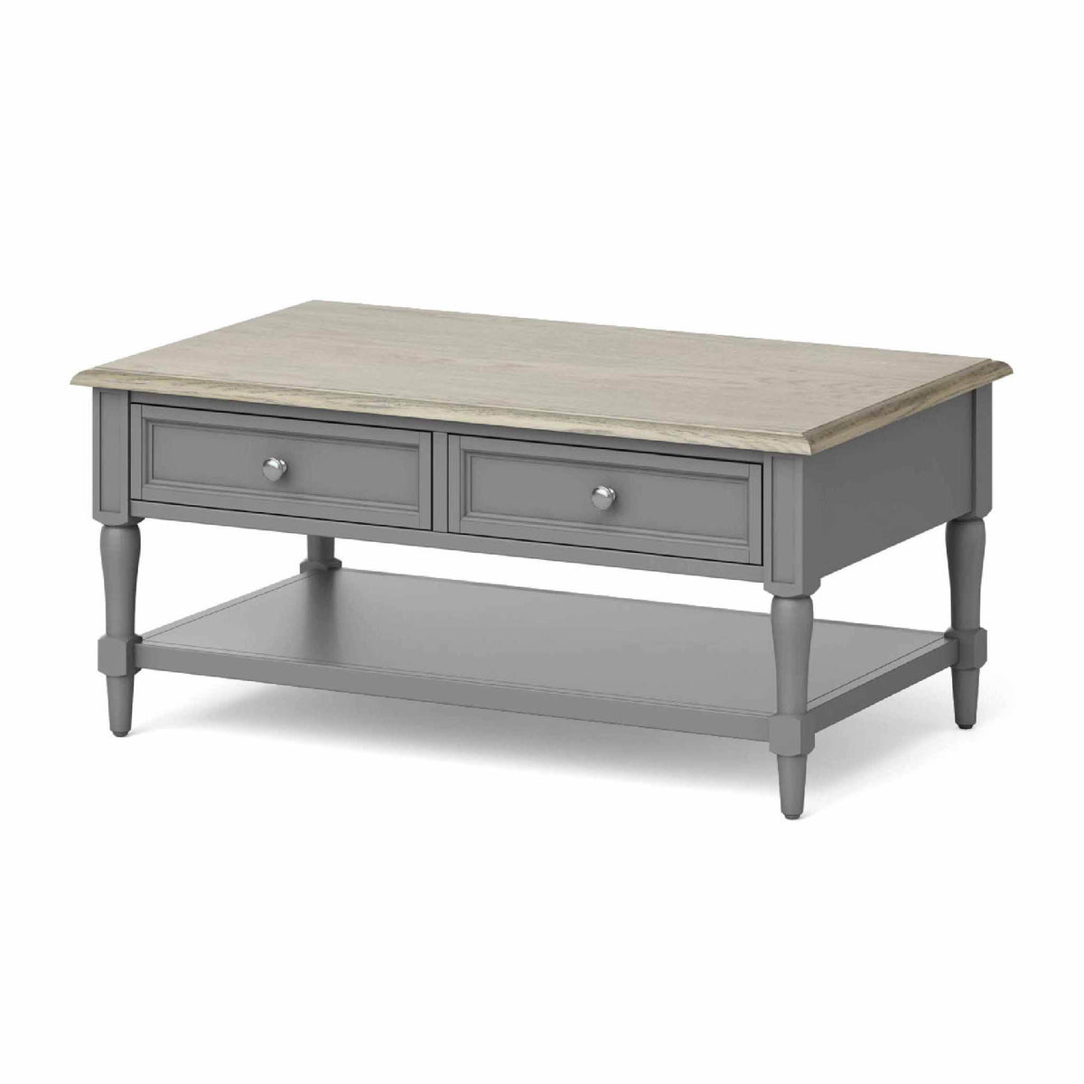 The Mulsanne Grey Coffee Table