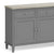 Mulsanne Grey Large Sideboard - Close Up of Cupboard