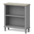 The Mulsanne Grey Small Low Bookcase