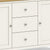 Windsor Cream Large Sideboard - Close Up of Drawers